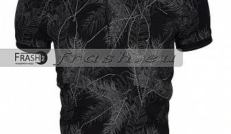 Мъжка Тениска с Яка  Ft6161