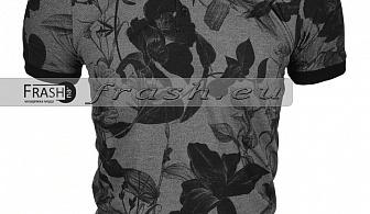 Мъжка Тениска с Яка Ft6142
