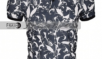 Мъжка Тениска с Яка  Ft6143