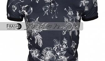 Мъжка Тениска с Яка  Ft6141
