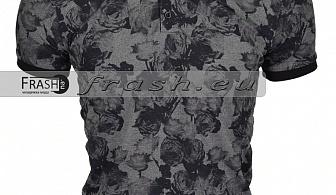 Мъжка Тениска с Яка  Ft6123
