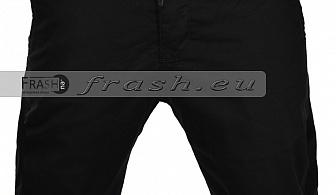 Мъжки черни къси панталони Ft6172