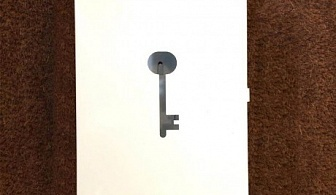 Метална кутия за ключове