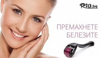 Микронидълинг за лечение на белези и стареене на кожата, от Студио за красота Хубава жена