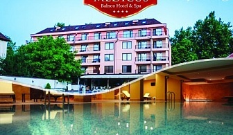 Минерален басейн и СПА в Балнео хотел Медикус, Вършец! Нощувка със закуска за ДВАМА на ТОП ЦЕНА