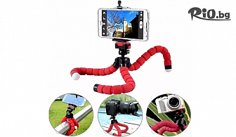 Мини стойка трипод за смартфон и фотоапарат, от Svito Shop