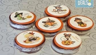 Мини торти за Halloween от Сладкарница Джорджо Джани
