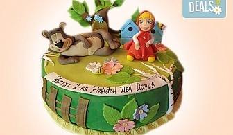За момичета! Красиви 3D торти за момичета с принцеси и приказни феи + ръчно моделирана декорация от Сладкарница Джорджо Джани