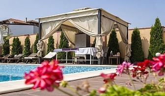 На море в Черноморец! Нощувка, закуска и вечеря + Басейн, масаж и релакс пакет във Вила Амброзия!