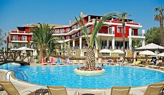 На море в Гърция, Олимпийска ривиера в Mediterranean Princess Hotel за нощувка със закуска, вечеря / 21.07.2017 - 28.08.2017