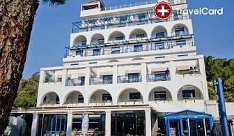 4* Море в хотел Secret Paradise Hotel & Spa, Халкидики