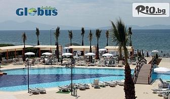 На море в Кушадасъ през Септември и Октомври! 5 или 7 All Inclusive нощувки в Хотел NOTION KESRE 4*, със собствен транспорт, от Глобус Холидейс