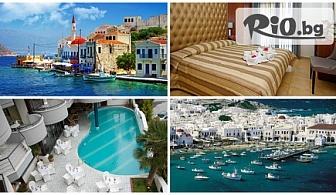 На море на Олимпийската Ривиера! 5 нощувки, закуски и вечери в Mediterranean Resort 4*, Пиерия за 303лв, от Космополитън Травъл