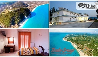 На море в Пиерия, Гърция през Септември! 5 нощувки със закуски или закуски и вечери в Хотел Kastri Hotel 3*, от Теско груп