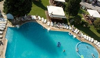Морска почивка в хотел Детелина к.к. Чайка - Златни Пясъци ! Нощувка на база All inclusive + чадър и шезлонг на басейна + детска площадка!!!