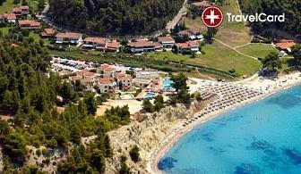 4* Морска почивка в хотел Elani Bay, Халкидики