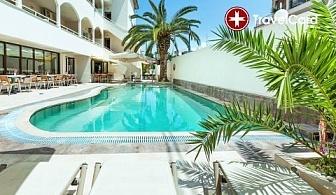 Морска почивка в хотел Elinotel Polis, Халкидики