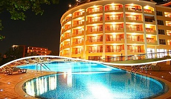 Морски ЛУКС в Златни пясъци! Нощувка на база All inclusive + басейн на ТОП ЦЕНИ в хотел Central****