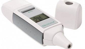 Мултифункционален термометър Medisana FTD 3 в 1