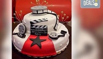 Музика! Торта за музиканти, DJ и артисти от Сладкарница Джорджо Джани!