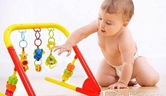 Музикална гимнастика за бебе