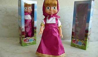 Музикална и танцуваща Кукла Маша от Grabko.bg