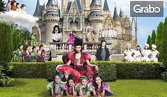 """Мюзикълът за деца """"Принцеса Мирабела""""по приказка на Братя Грим - на 21 Април"""