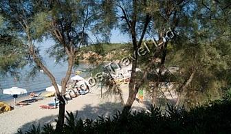 За началото на Лятото със закуска, вечеря и безплатни чадър и шезлонги на плажа за ЕДНА нощувка в хотел Simantro Beach - Касандра / 27.04.2017 - 24.05.2017