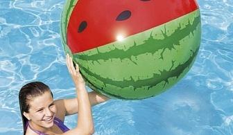 1 м. надуваема плажна топка - диня