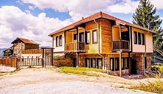 Наем за 1 или 2 нощувки на самостоятелна къща за до 16 човека + барбекю и механа от къща за гости Боряна, село Борово, край Асеновград