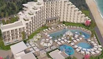 Най-новия 5 звезден хотел в Албена, оферта Полупансион след 30.08 в Парадайс Блу