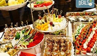 """За най-якото парти! Вземете Сет """"Сезони"""" с 220 бр. коктейлни хапки, разпределени в 8 плата, от кулинарна работилница Деличи!"""