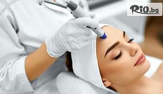 Намаляване на фините бръчки или премахване на белези чрез дермабразио на лице, от Боди студио Галиша