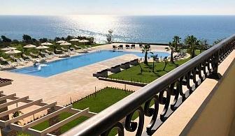 Насладете се на красивата Марония - Хотел KING MARON HOTEL 4* за ЕДНА нощувка на човек със закуска и вечеря, шезлонги и чадъри на плажа и край басейна + безплатен паркинг / 01 Април до 15 Май 2019 г.