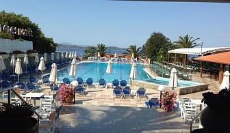 Насладете се на почивка в Aristoteles Holiday Resort Spa - Халкидики за една нощувка със закуска, вечеря, басейн, детска площадка и СПА център  / 01.10.2017 - 15.10.2017