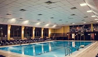 Неустоима оферта от хотел Здравец Wellness& SPA**** ! Нощувка със закуска, обяд и вечеря + минерален басейн, сауна и парна баня на цени от 57лв. на човек!!!
