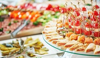 Неустоимо вкусни парти хапки, парти кюфтенца, пълнени доматчета или пилешки хапки от My Style Кетъринг