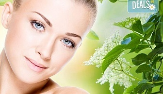 Нежна грижа за Вашата кожа! Терапия за лице с фитостволови клетки в козметично студио Ма Бел!