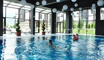 4 нощувка на база All Inclusive + БОНУС 1 НОЩУВКА БЕЗПЛАТНО с ползване на басейн с МИНЕРАЛНА ВОДА, сауна, солна сауна и парна баня от Хотел 3 Планини