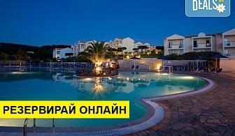 Нощувка на база All inclusive в Mareblue Beach Resort 4*, St. Spyridon, о. Корфу