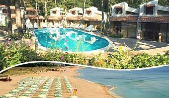 Нощувка на база All Inclusive за трима в самостоятелна вила + басейн от Ропотамо Мезонет. 2 деца до 11.99г. - БЕЗПЛАТНО