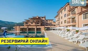 Нощувка на база Закуска в Парк Хотел и Спа Вела Хилс 4*, Велинград, Родопи