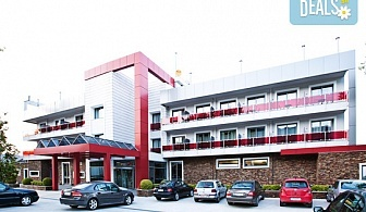 Нощувка на база Закуска и вечеря, All inclusive в Olympus Thea Boutique Hotel