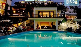Нощувка на база Закуска и вечеря, All inclusive в Kriopigi Beach Hotel 4*, Криопиги, Халкидики
