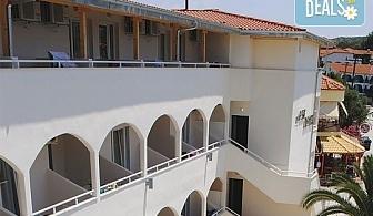 Нощувка на база Закуска и вечеря, All inclusive в Elinotel Polis Hotel 3*, Ханиоти, Халкидики