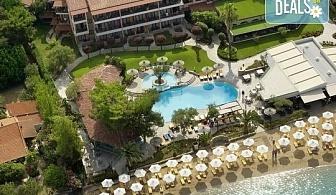 Нощувка на база Закуска и вечеря в Anthemus Sea Beach Hotel & Spa