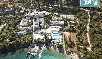 Нощувка на база Закуска, Закуска и вечеря, Закуска, обяд и вечеря в Porto Galini Seaside Resort & Spa