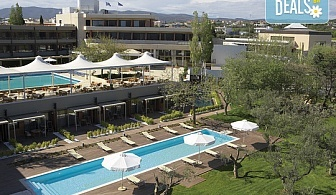 Нощувка на база Закуска, Закуска и вечеря в Alexander Beach Hotel & Spa