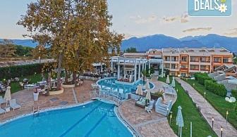 Нощувка на база Закуска, Закуска и вечеря в Litohoro Olympus Resort Villas & Spa