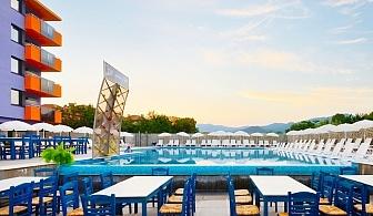 Нощувка на човек + басейн в хотел Хелоу Хисар,  Хисаря